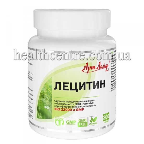 ЛЕЦИТИН (СОЕВЫЙ)-300 грамм - соевый Лецитин Арт Лайф – в составе 93% фосфолипидов! Здоровье всего организма в одной ложке.