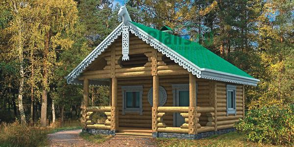 Фото  Деревянные дома