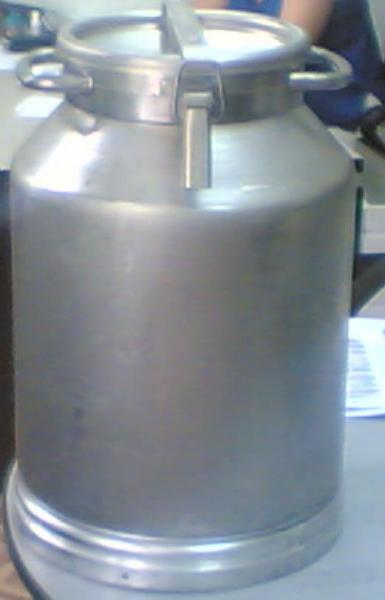 Бидон металлический 5-50л