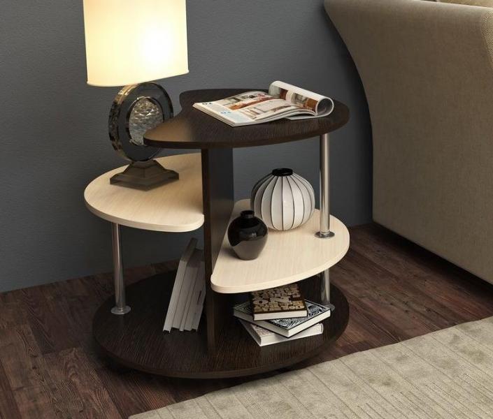 Фото Столы туалетные, журнальные, столы-тумбы Стол журнальный Соренто (БТС)