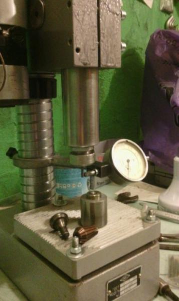 Станок N2 ремонта клапана пьезоэлектрической форсунки и мультипликатора Common Rail