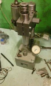Фото  Изготовление станков для ремонта распылителей на заказ