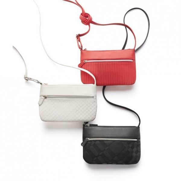Промокод STYLE - Жіноча сумка «Медісон». Чорна