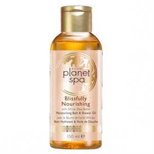 SPA Зволожувальна олія для душу і ванни з маслом африканського дерева ши «Неперевершене живлення» (150 мл)
