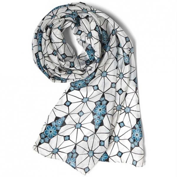 Фото МОДА І СТИЛЬ, Шарфи і шапки Жіночий шарф «Кім»