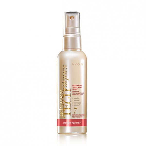 Сироватка-спрей для пошкодженого волосся «Миттєве відновлення 7»