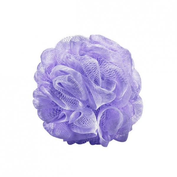 Мочалка. Фіолетова