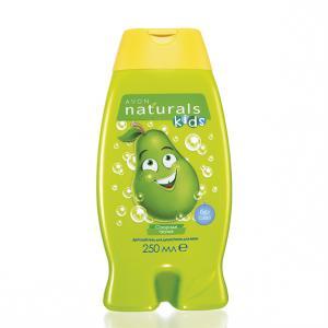 Дитячий гель для душу/ піна для ванни «Кумедна груша», 250 мл
