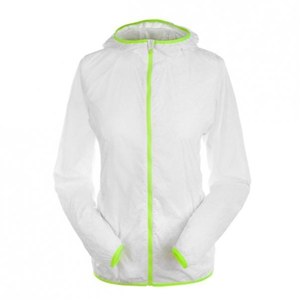 Жіноча куртка-вітровка для активного відпочинку