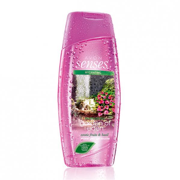Зволожувальний крем-гель для душу «Райський сад» (250 мл)