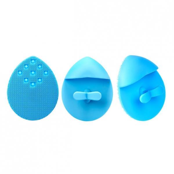 Силіконова щіточка для вмивання «Чиста шкіра»