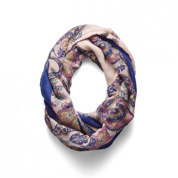 Жіночий шарф «Еліза» (круговий)