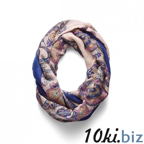Жіночий шарф «Еліза» (круговий) купить в Херсоне - Шарфы, платки, снуды