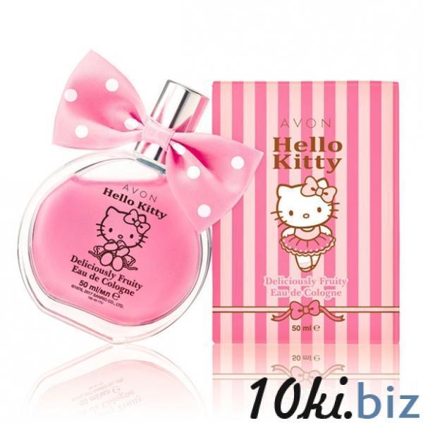Дитяча туалетна вода Avon Hello Kitty (50 мл) купить в Херсоне - Парфюмерия женская