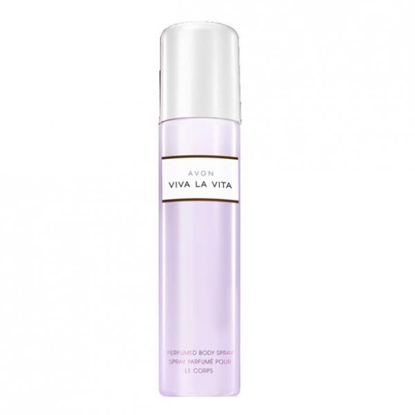 Парфумований дезодорант-спрей для тіла Avon Viva la Vita, 75 мл