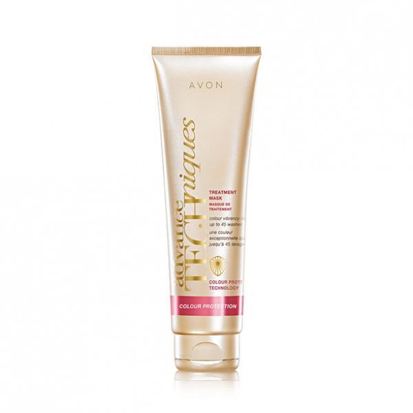Маска для фарбованого волосся «Захист кольору»
