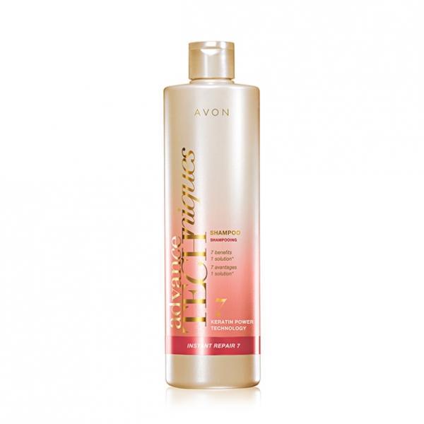 Шампунь для пошкодженого волосся «Миттєве відновлення 7» (400 мл)