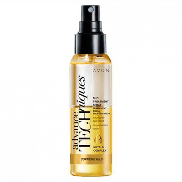 Двофазна сироватка-спрей для всіх типів волосся «Дорогоцінні олії», 100 мл