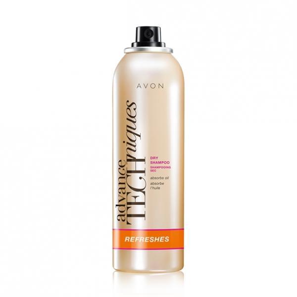 Сухий шампунь для волосся, 150 мл