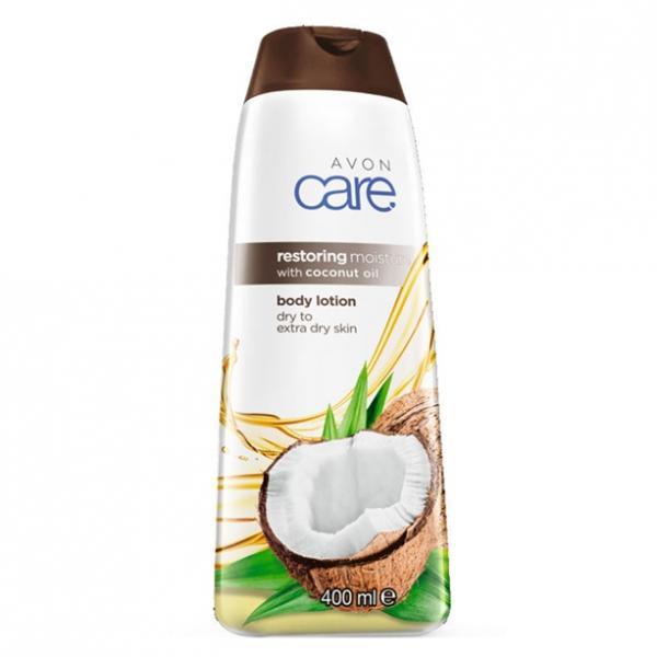 Лосьйон для тіла «Олія кокоса. Відновлення» (400 мл)