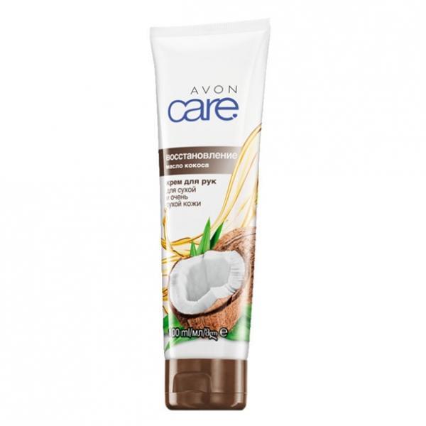 Крем для рук «Олія кокоса. Відновлення» (100 мл)