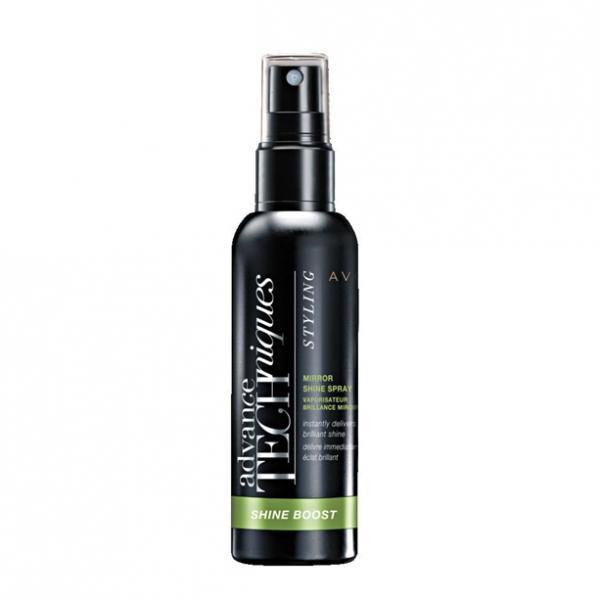 Лосьйон-спрей для надання волоссю блиску «Блискучий ефект» (100 мл))