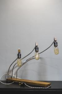 Фото  Интерьерная лампа