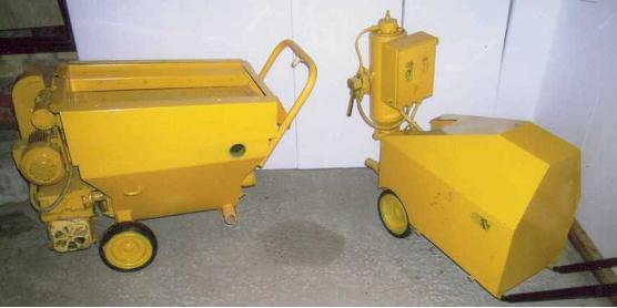 Агрегат штукатурный СО-152,180,154