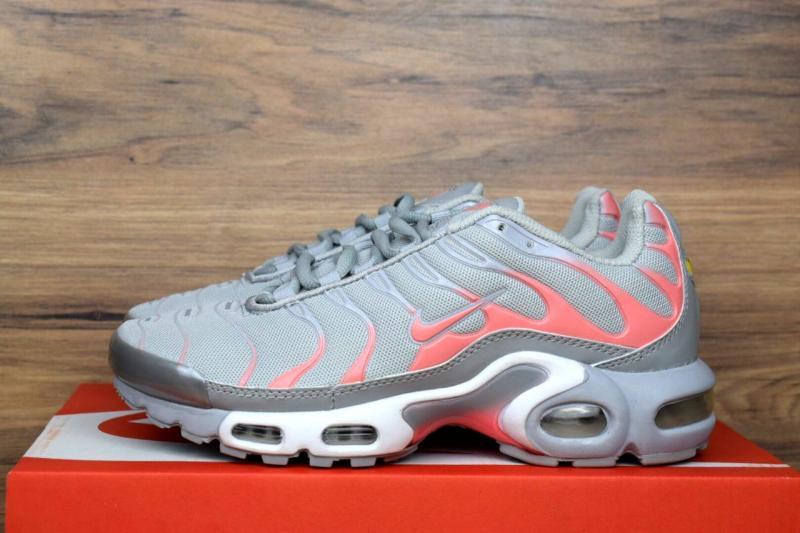 Nike Air Max TN+ Gray Pink (36-41)