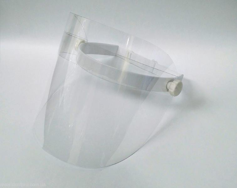 Защитный экран (щиток), с незапотевающим антистатическим покрытием