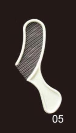 Ложки пластиковые с сеткой для снятия двусторонних оттисков 05 Постериор 1/2 (50 шт) уп.