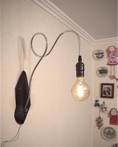 Фото  Настенный светильник