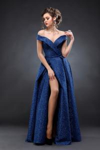 Фото Вечерние платья Длинное вечернее платье Гала