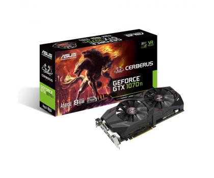 ASUS GeForce GTX 1070 Ti CERBERUS 8GB GDDR5