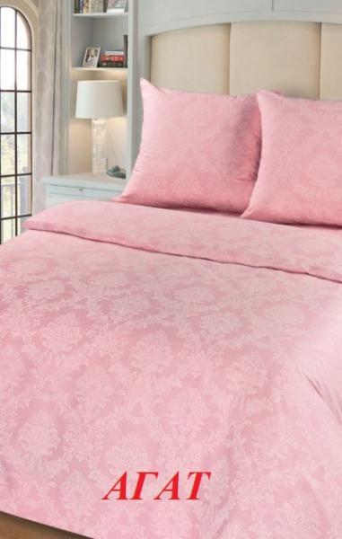 Комплекты постельного белья поплин жаккард люкс