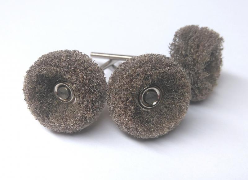 Фильц пористый - Шотландская ткань натуральная