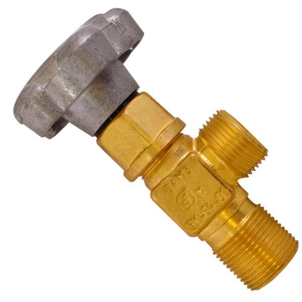 Вентиль кислородный ВК-94-01 исп. 10 (на рампу, резьба G 3/4-B), БАМЗ (5781)