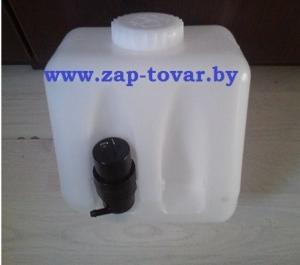 Фото  Бачок омывателя МАЗ 2 литра + насос
