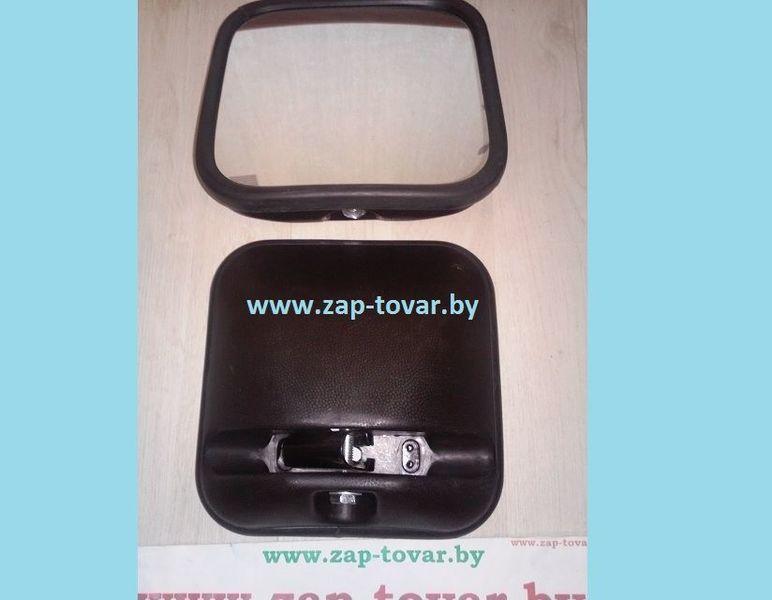 Зеркало боковое для грузового автомобиля универсальное 180х180мм (V2) без подогрева