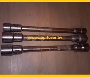 Фото  Ключ баллонный 24х27 L400 мм купить в Минске