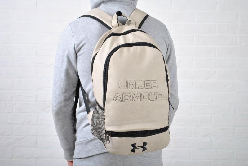 Рюкзак Under Urmour кожа
