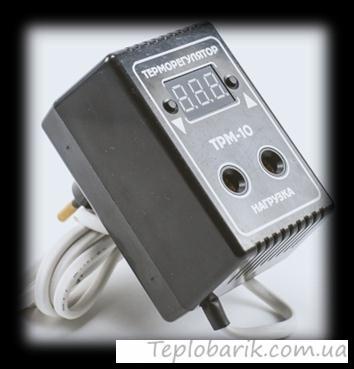Фото Терморегуляторы для инкубаторов, Терморегулятор многоцелевой ТРМ Терморегулятор Многоцелевой в Розетку ТРМ -10
