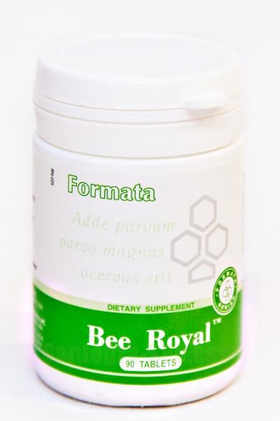 Bee Royal — Би Роял - Спирулина. Пчелиная пыльца. Октакозанол.