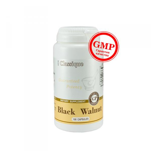 Black Walnut — Чёрный орех.