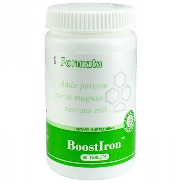 BoostIron — БустАйрон. Железо Сантегра.