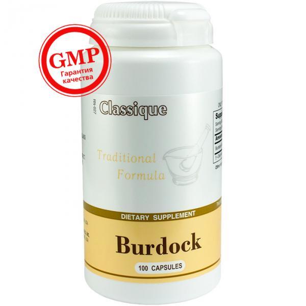 Burdock — Бурдок. Корень лопуха.