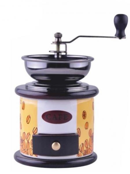 Механическая - ручная кофемолка KING Hoff KH-4144