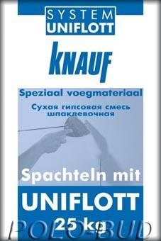 Шпаклевка Knauf  Uniflott, 25кг.