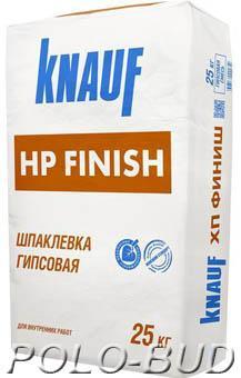 Шпаклевка Knauf  НР Finish, 25кг