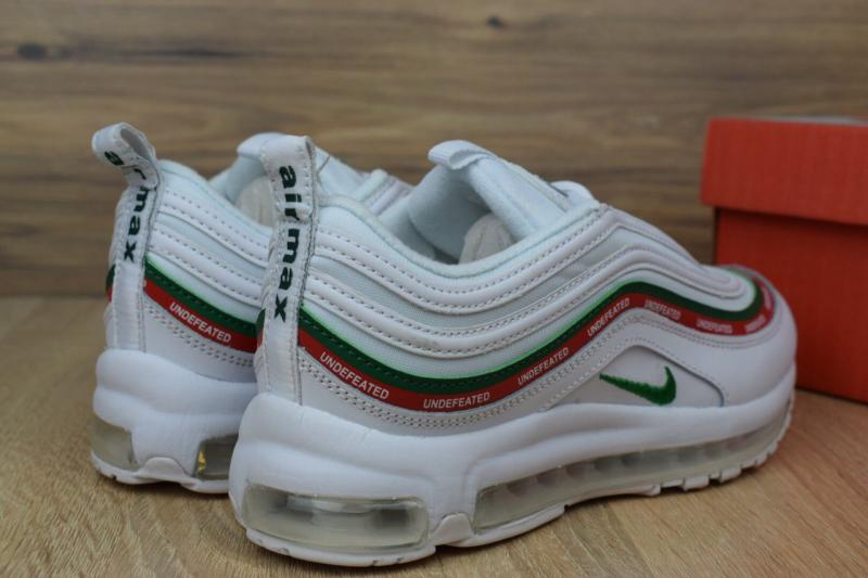 Фото  Nike Air Max 97 Undefeated White (36-41)